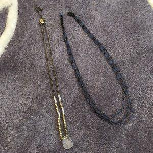 Delicate necklace bundle